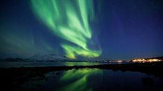"Aurora Borealis timelapse HD by Tor Even Mathisen. ©Mona Evans, ""Aurorae - Polar Light Shows"" http://www.bellaonline.com/articles/art12312.asp"