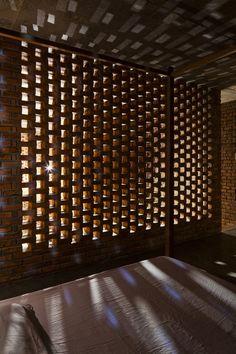 Termitary House designed by Tropical Space, Thanh Khê District, Da Nang, Vietnam - 2014.