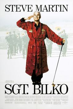 Bilko full hd online Directed by Jonathan Lynn. With Steve Martin, Dan Aykroyd, Phil Hartman, Glenne Headly. Bilko is in charge of the Motor Pool at an Army base. We Movie, Movie Gifs, All Movies, Latest Movies, Movies And Tv Shows, 2018 Movies, Steve Martin, Phil Hartman, Army Base