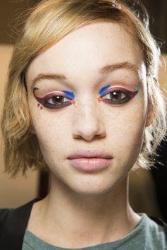 Fendi Fall 2016 Ready-to-Wear Fashion Show Beauty