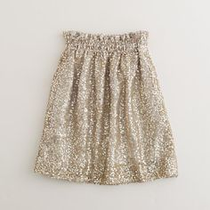 sequin skirt.. id wear this with black tights and booties.. with a belt and short leather jacket. ADORABLE.
