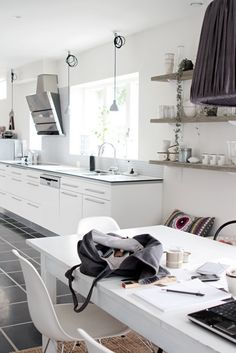Lovely Anna-Malin's kitchen