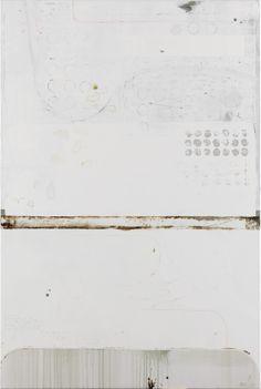 BIANCO pas pensé à faire une toile blanche. Une idée.