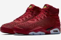 fc627f455b3b Look For The Jordan Flyknit Elevation 23 University Red Soon The brand new Jordan  Flyknit Elevation