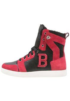 #Pierre #Balmain #RYAN #Sneaker #high #bordeaux für #Herren -