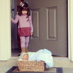 #newborn picture #toddler newborn shooting# siblings