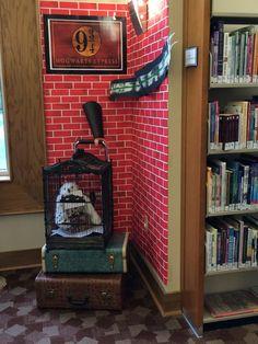 All Aboard the Hogwarts Express! Teen Programs, Arcade Games, Hogwarts, Pride