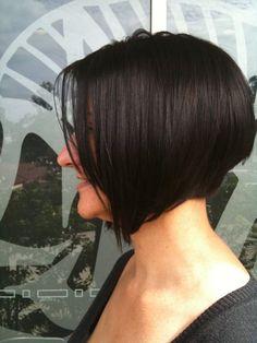 Concaved bob Hair by Tracey @ Ejiri Hair Studio