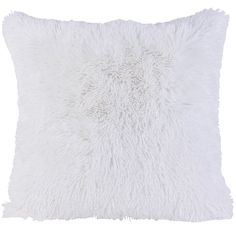 White deco cushion