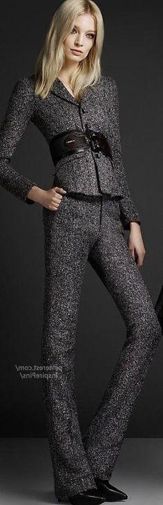 Trendy suit - fine image