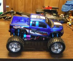 Rc - How To Mount A Body Shell
