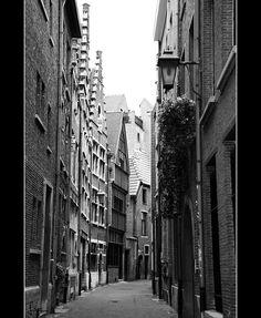 Antwerpen - Stoelstraatje
