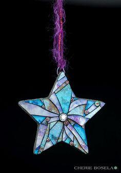 Ornaments of 2013 - Cherie Bosela - Fine Art Mosaics & Photography -
