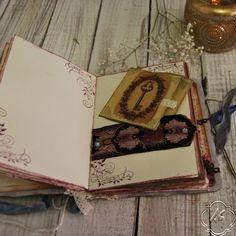 Hand bound wedding guest book photo por SevenMemoriesBookArt