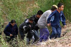 Unos 60.000 niños solos podrían emigrar a Estados Unidos en 2014
