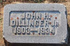 John Dillinger's Grave | Atlas Obscura