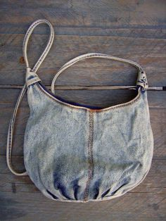 80's jeans purse - I had one JUST like this!