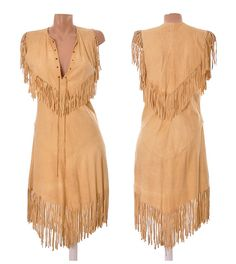 native dresses with fringes Native American Wedding, Native American Moccasins, Native American Clothing, Native American Fashion, Indian Dresses, Indian Outfits, Cowgirl Style Outfits, Fringe Dress, Indian Fashion