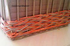 Плетение из газетных трубочек8