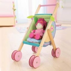 Doll's Buggy from Haba