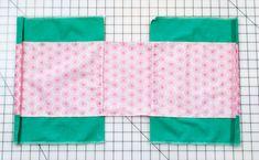 Drawstring Ditty Bag - free sewing pattern Drawstring Bag Pattern, Drawstring Bag Tutorials, Drawstring Bags, Small Sewing Projects, Sewing Crafts, Sewing Patterns Free, Free Sewing, Quilted Bag, Knit Or Crochet