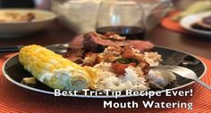 Mouth Watering Tri Tip BBQ Recipe