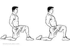 Unlock Your Hip Flexors: Kneeling Hip Flexor Stretch WorkoutLabs