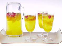 Peach, Raspberry and Lime Sangria Recipe : Giada De Laurentiis : Food Network - FoodNetwork.com