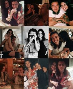 Harry and Kendall