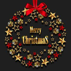 Happy Christmas Day Images, Best Christmas Wishes, Merry Christmas Pictures, Merry Christmas Happy Holidays, Merry Xmas, Christmas Greetings, Christmas Wreaths, Christmas Crafts, Merry Christams