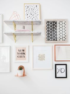 Frame wall inspiration