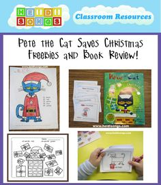 Pete's Christmas Freebies From HeidiSongs