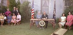 50 years ago, President Johnson signed the Elementary and Secondary Education Act. Today, the legacy of Title I remains and endures. Read more here! 21st Century Classroom, 50 Years Ago, Professional Development, Presidents, Acting, Education, Continuing Education, Onderwijs, Learning