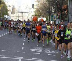 Las mejores maratones: Londres, Boston, Madrid