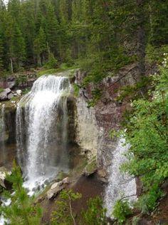 Bend Oregon - Benham Falls This is Beauty @Sheila -- Collette Farm #AmericaBound