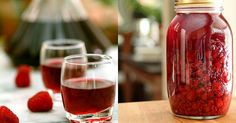 Making your own fruit-flavored booze is easier than you think.