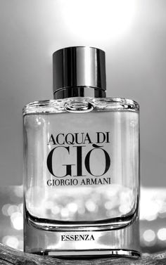 Acqua Di Giò Essenza. visit armanibeauty.com to learn more.