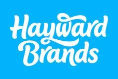 Hayward Brands - Rob Clarke Type Design & Lettering