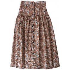 Minouche Penny Maxi Skirt // PoppysCloset.com