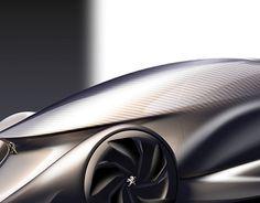 Design concept - Peugeot Skywalk - The Ultimate Hybrid Personal Commuter