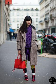 728c3627a3a4 Haute Couture SS 2014 Street Style  Susie Lau of Style Bubble