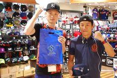 【大阪店】2014.08.17 ペイトリオッツのキャップ購入いただきました~!!アスリート気分の写真です笑僕達が一番かっこいいはずです!笑また来てください!