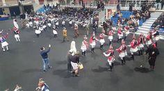 Βίντεο από την πανηγυρική ληξη της γιορτής των Μωμόερων στη Λευκόβρυση Κοζάνης (video)