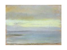 "Coastal, Prints and Posters at Art.com Marine Sunset C1869 Edgar Degas 24"" x 18"" Giclee Print 17 Size and Print Options $39.99 - $329.99"