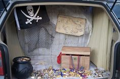 neverland trunk or treat