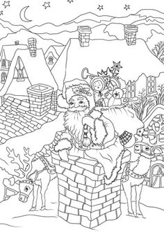Stitch Coloring Pages, Santa Coloring Pages, School Coloring Pages, Coloring Pages To Print, Animal Coloring Pages, Free Coloring Pages, Printable Coloring Pages, Coloring Books, Christmas Tree Coloring Page