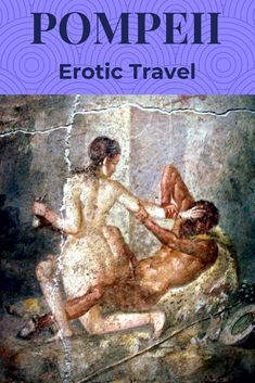 Erotic Pompeii: Travel a Different Pompeii. Pompeii was really so obscene? Pompeii Ruins, Pompeii And Herculaneum, Ancient Rome, Ancient Art, Greek Mythological Creatures, Rome History, Drawing Sketches, Drawings, African History