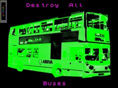 Destroy All Buses! (2011)