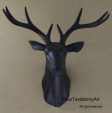 Faux Taxidermy in Decorative Arts - Etsy Art