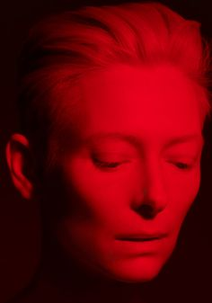 Tilda Swinton photographed by Peter Hapak for The Room #14 Fall 2011